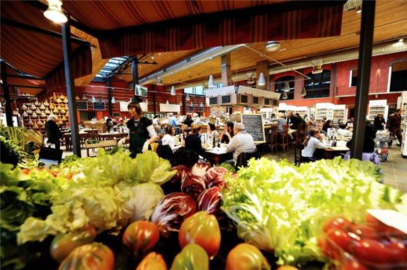 Italian Restaurant Near Me: Eataly NYC (Mindful Eats
